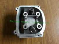 Wholesale 52 mm NON EGR Cylinder Head Assembly with valves for Scooter Moped Go kart ATV QMI GY6 CC
