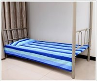 Wholesale Cotton nursing home hospital hotel dormitory beds cotton bedding linen sheets can be printed logo