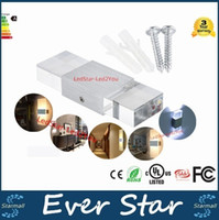 Wholesale Modern led wall lamps W W bed room bedside lamp Aluminum Acrylic bathroom light living room indoor wall decoration lighting