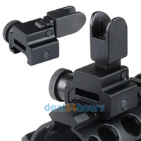 Wholesale Low Profile Flip up Front Sight for Picatinny Gas Blocks New order lt no track