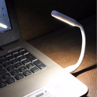 Wholesale 2016 Newest Foldable Ultra Bright W leds USB lamp for Notebook Computer Laptop PC Portable Flexible Metal USB LED Light