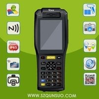 Wholesale Android handheld barcode scanner portable scanner QR code barcode scanner