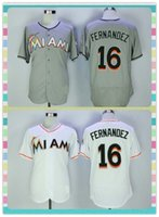 authentic products - New Product Men s Elite Miami Marlins Baseball Jersey Jose Fernandez Black Orange White Cool Base Authentic Jerseys