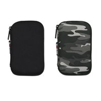 Wholesale digital accessories BUBM soft big volume U disk bag U type shield bag colors