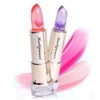 Wholesale New Brand Kailijumei Flower Magic Color Long Lasting Lipstick Lips Colors Temperature Change Color