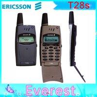 t28 ericsson - Hot sale Original Sony Ericsson T28 T28s G GSM GB Flip Unlocked refurbished Mobile phone Useless in USA