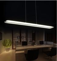 Wholesale New modern pendant light for dinning room bedroom shop bar W acryic indoor pendant lighting fixture V V