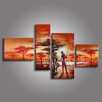 best landscape artists - handmade oil painting on canvas modern Best Art oil painting original directly from artist AR