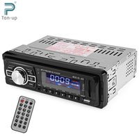Wholesale car dvd Car Audio Stereo In Dash Auto Radio MP3 Player FM Aux Input Receiver USB SD DIN Car Electronics Subwoofer with Remote