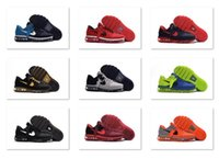 big green boxes - cheap new Mens sneakers maxes shoes KPU in White Black Red Blue Green Orange big size in top quality