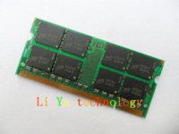 Wholesale Micron GB DDR2 PC2 Notebook memory Original authentic ram Memory Cheap Memory Cheap Memory