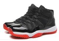 achat en gros de chaud hommes chaussures de basket-ball-[Box] New Arrival Hot 11 chaussures de basket haut pour Hommes Space Jam haute qualité rétros XI chaussures de sport chaussures de sport en plein air 41-47 Livraison gratuite
