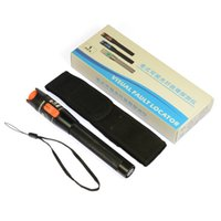Wholesale NEW Design Hot mW KM Visual Fault Locator Fiber Optic Laser Cable Tester Test Equipment Telecommunications