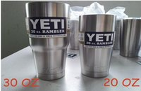 beer world - Hot Bilayer Stainless Steel Insulation Cup OZ YETI Cups Cars Beer Mug Large Capacity Mug Tumblerful by world factory