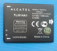 alcatel mobile battery - atteries Mobile Phone Batteries Original mAh TLi014A1 Battery For Alcatel ONE TOUCH D D A FIRE OT D M POP Ce