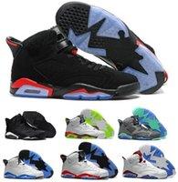 Wholesale 2016 Retro Basketball Shoes Low Men Women Real Replicas Man Retro Shoes J6s VI Hombre Basket Sneakers