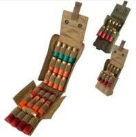 Wholesale New Fashion Molle Round Gauge Shells Shotgun Reload Magazine Pouchaniu Excluding the bullet