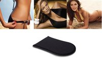 Wholesale 1pc PRO Sunless Body Self Tanning Mitt Gloves Applicator Mitts Sunless Products skin care Self Tanner Bronzer
