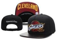 best hats for men - Cleveland Adjustable Cavaliers Snapback Hats Best Cheap Letters Adults Sports Baseball Caps Cotton Active Sun Hats for Men Women A048