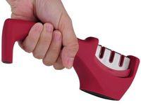Wholesale Freeshipping Kitchen Knife Grindstone Sharpener Tool Knife Stone Grinder seconds to sharp