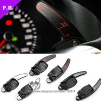 Wholesale Free shiping Steering Wheel DSG Direct Shift Gear Paddle Extension Switch for VW Golf Jetta
