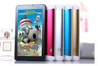 7 pouces dual core pc support 3G Tablet 2G 3G Sim appel fente pour carte Téléphone GPS WiFi FM Tablet PC 7 pouces 3G Phone Call Tablet MTK6572