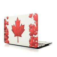 beautiful laptop case - Matte Cover Case Leopard Flag Flower Glow Beautiful Smart Shell Case For Macbook Air Pro Retina inch Laptop Ultra thin and Ligh