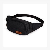 bag waist suit - Multifunctional Fanny Bag Casual Waist Bag Suit for Outside Colors Running bag Unisex Phone Belt Bag Men Coin Purse