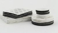 adhesive foam sheets - 2016 Big size Foam Sticky sheet Sticker Adhesive black white Foam Double SizeTape