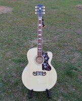 Wholesale N cut way Acoustic guitars Real photos showing immediately shipping