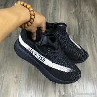 air yeezys shoes - With Box Yeezys Sply V2 Running Shoes Mens Women Boost V2 SPLY Primenkit Beluga Orange Black Sneakers US