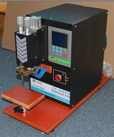 high frequency welder - 10KVA V High Frequency Inverse Pneumatic Battery Microcomputer Spot Welder