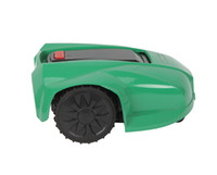 Wholesale 2016 Newest robot grass cutter rain sensor subarea language selection password Green GS robot mower lawn