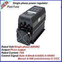 Wholesale preheat the vacuum press Single phase thyristor power regulator AYSCR LA DX