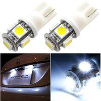 Wholesale Hot New Super White T10 Wedge SMD LED Light bulbs W5W J030