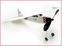 aircraft games - Children s educational toy game elastic d plane model puzzle assembling aircraft model