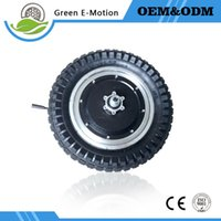 Wholesale high quality inch electric wheel hub motor mm diameter V W W electric unicycle bicycle cart motor