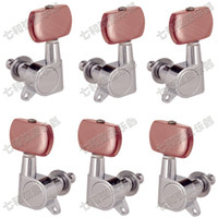Wholesale T30 R3L Acoustic guitar tuner strings button Tuning Pegs Keys Musical instruments accessories Guitar Parts
