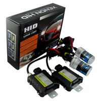 Wholesale 55W HID Xenon Conversion KIT Headlights Error Free Canbus H1 H3 H7 k K