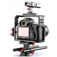 aluminium products - 2017 Brand New Release Products Aluminium Dslr Camera Cage Camera Rig for Mark D IV Digital Camera