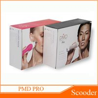 Wholesale PMD Pro Skin Care Tools Personal Microderm Pro PMD Portable Beauty Equipment Device beauty face care tool VS Mia Fit Mia2 Facial Brush
