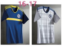 best national - Best Thai Quality Bosnia and Herzegovina soccer jerseys national team dzeko Pjanic football shirt Mix order