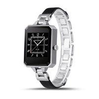 Wholesale Lady s Wristwatch Christmas Gift LEMFO LEM2 LEM2 Bluetooth Smart Watch women for Apple IOS Android Phone Waterproof Heart Rate Monitor