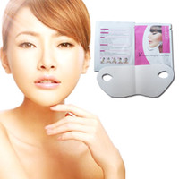 best lifting mask - 10Pcs Female Beauty Skin Care Lifting Up Slim V Shape Face Mask Anti Aging Moisturzing Best Product For Face Lift Up