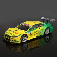 ads models - 1 Diecast Model Car DTM AD A5 Alloy Car Model Toy Vehicle Model Cars Alloy Model Toys Gift Kid Toy