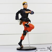anime real dolls - 2016 Real Special Offer Juguetes Dragon Ball pce Anime Naruto Figures Uzumaki Pvc Action Figure Toys Model Dolls cm Approx Great Gift