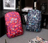 bap backpack - 4pcs vixx winner bts got7 bigbang ikon infinite bap nylon backpack school bag