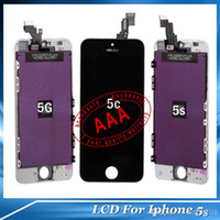 Cheap For Apple iPhone lcd digitizer iphone 5 Best iPhone 5C LCD Screen Panels iphone 5c lcd