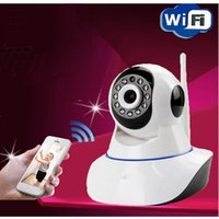 Wholesale HD P Wifi camera Baby Monitor L350 H1100 rotation Wireless High Quality support Audio Alarm Function