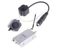 achat en gros de plus petite caméra de surveillance sans fil-1.2Ghz Kit de surveillance sans fil Mini caméra sans fil Ultra-petite Mini Miniature 1/3